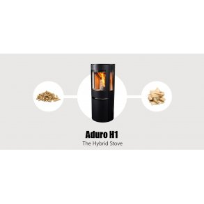 Aduro H1 - The Hybrid Stove
