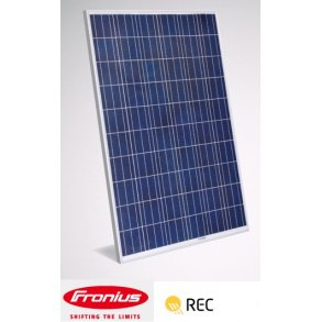 REC Solceller basis pakke