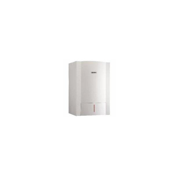Bosch Condens 5000 WT gaskedel med varmtvandsbeholder ZWSB 30-4 (væghængt)