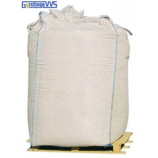 1 pl. 6 mm træpiller i big bags (1000 kg.)