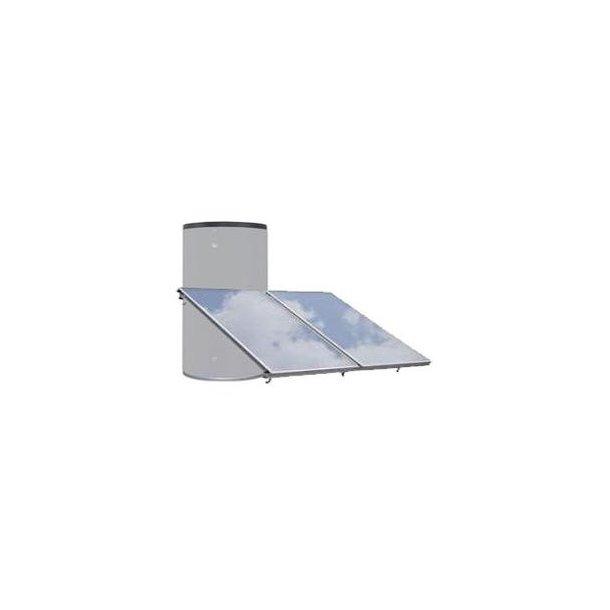 Baxi Solvarmeanlæg - Solpakke B