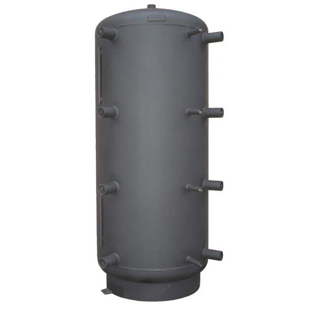 Akkumuleringbeholder 800 liter med solspiral