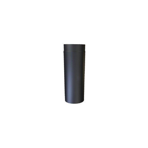 Lige røgrør uden renseklap - Ø150 mm