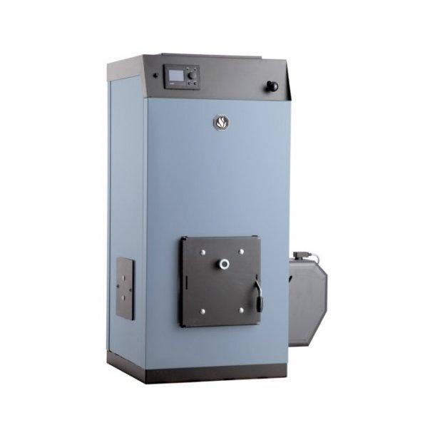 Baxi TPK 24 kW med Scandpell pillebrænder