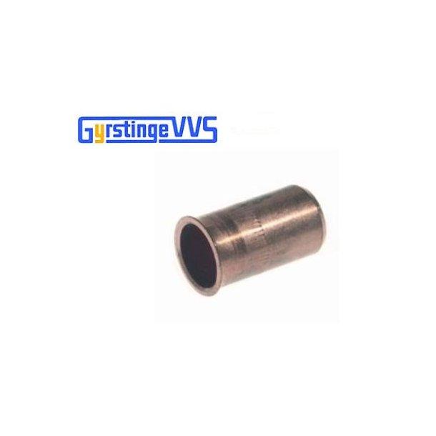 Conex støttebøsning til kobberrør 15 mm