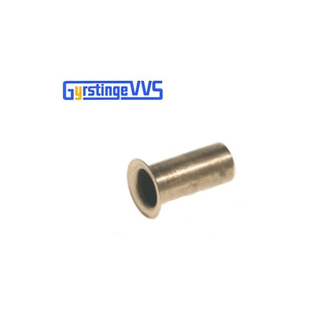 Conex støttebøsning til pex-rør 22 mm